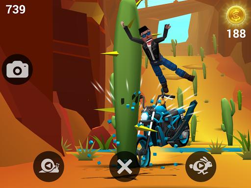 Faily Rider apktram screenshots 9