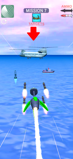 Boom Rockets 3D  screenshots 1