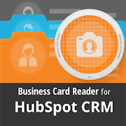 Business Card Reader for HubSpot CRM by M1MW