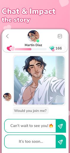 MeChat - Love secrets modavailable screenshots 17