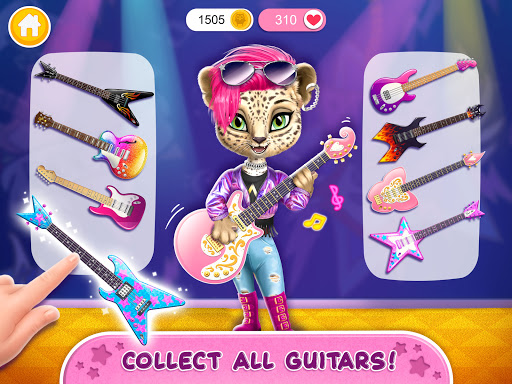 Rock Star Animal Hair Salon - Super Style & Makeup 4.0.70031 screenshots 24