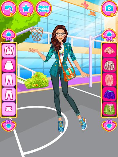 High School Dress Up For Girls 1.2.0 screenshots 13