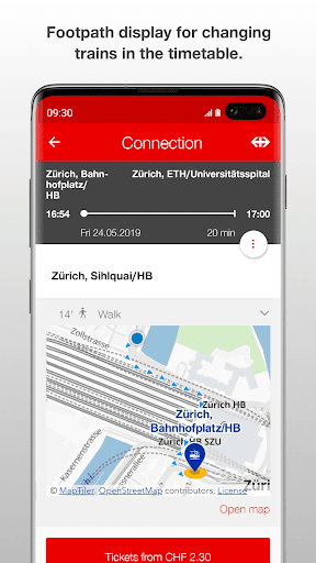 SBB Mobile 11.6.1.39.master Screenshots 4