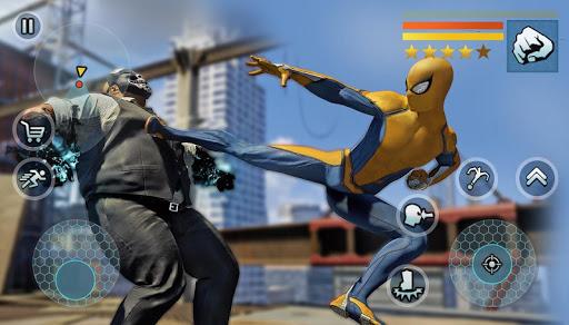 Spider Rope Gangster Hero Vegas - Rope Hero Game 1.1.9 screenshots 20