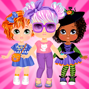 Baby Dress Up: games for girls