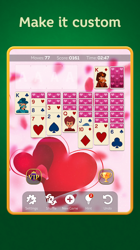 Solitaire Play - Classic Free Klondike Collection  screenshots 11