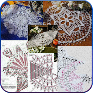 Tablecloth Crochet Patterns 1.0.1