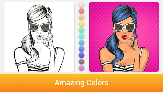 ColorMe: Colouring book & Colouring games 3