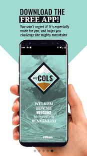 myCols - cycling climbs