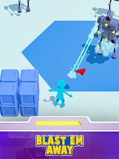 Heroes Inc. Screenshot