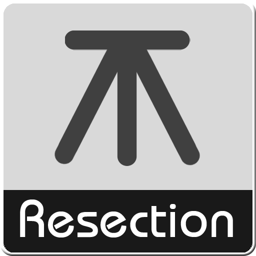 2-Point Resection For PC Windows (7, 8, 10 and 10x) & Mac Computer