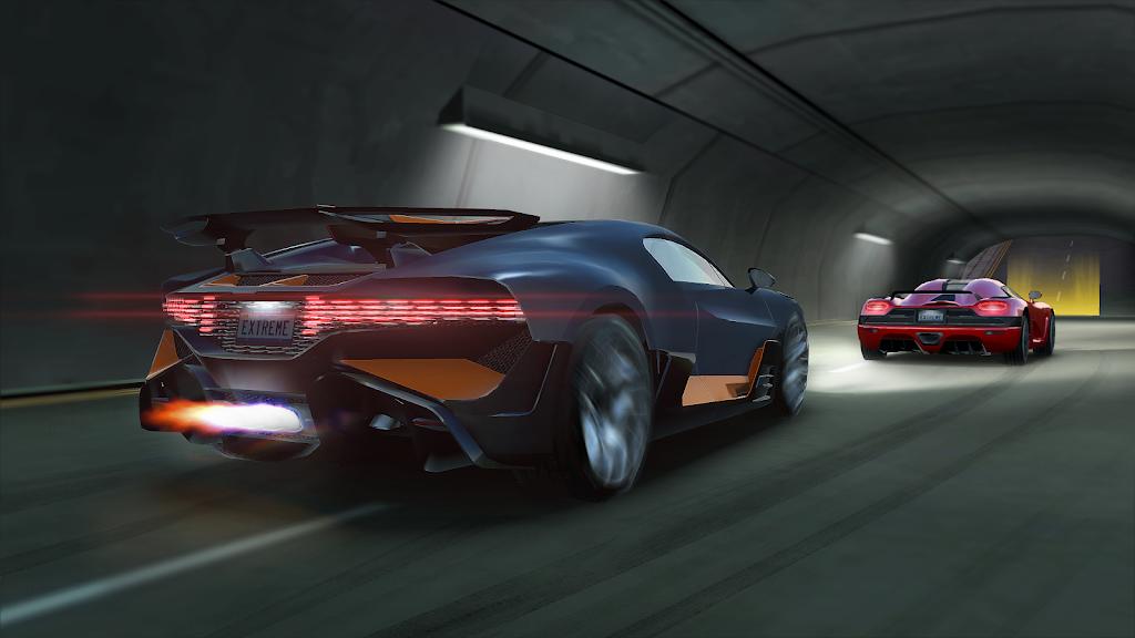 Extreme Car Driving Simulator poster 1