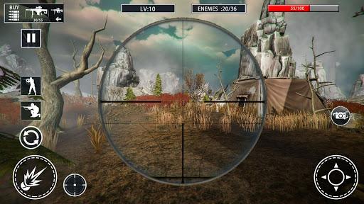 Kill Shot SWAT: Elite 3D Fps Shooting Sniper Game 0.1 screenshots 5