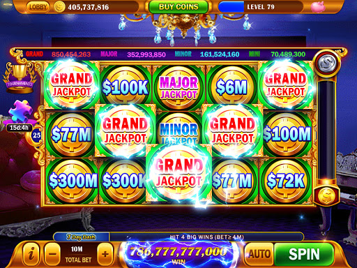Golden Casino: Free Slot Machines & Casino Games 1.0.409 screenshots 21