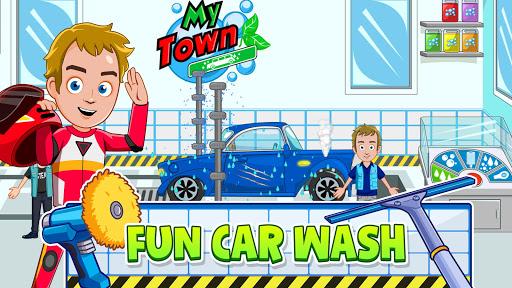 My Town: Car Garage. Wash & Fix kids Car Game Free 1.09 screenshots 4