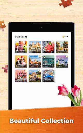 Jigsaw Puzzles - HD Puzzle Games 4.1.0-21031267 screenshots 18