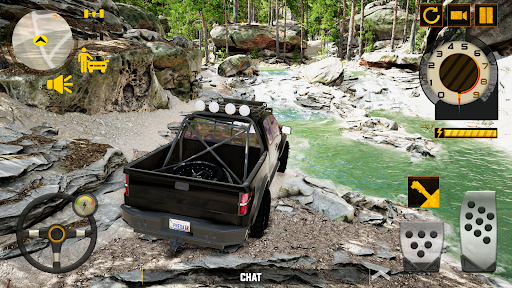 Offroad Car Simulator 2021 Multiplayer  screenshots 8