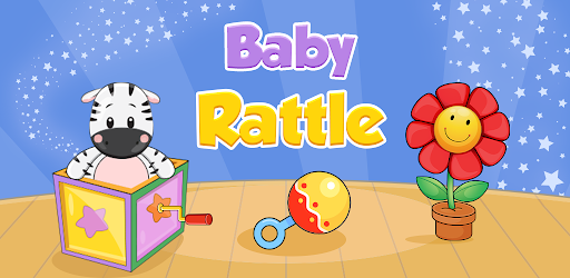Baby Rattle - Giggles & Lullaby Sounds for infants .APK Preview 0