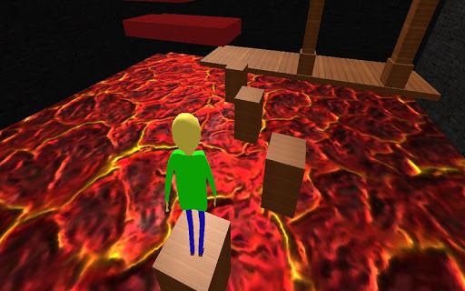 Baldi Horror Game Chapter 2 : Evil House Escape  screenshots 17