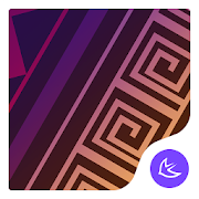 Mysteria-APUS Launcher theme