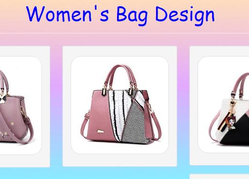 Foto do Women's Bag Design