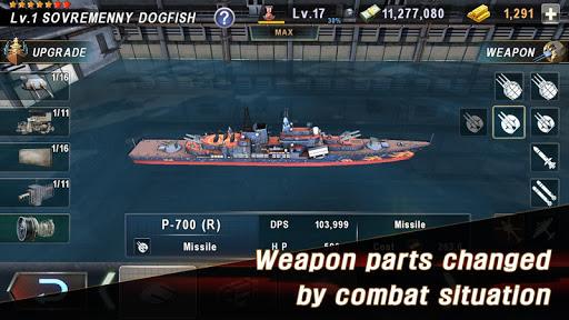 WARSHIP BATTLE:3D World War II 3.1.2 Screenshots 8