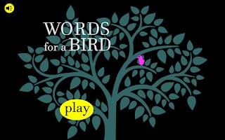 Words for a bird