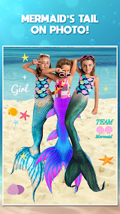 Mermaid Photo ud83eudddcud83cudffbu200du2640ufe0f 1.3.8 Screenshots 7