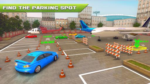 Airport Car Driving Games  screenshots 1