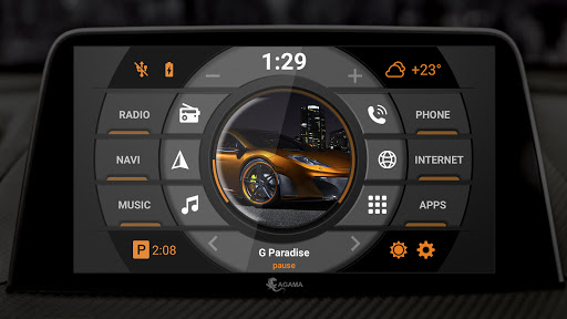 AGAMA Car Launcher 2.6.0 Screenshots 19