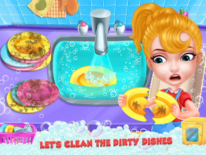 Keep Your House Clean - Girls Home Cleanup Game 1.2.60 Screenshots 17