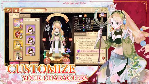 Atelier Online: Alchemist of Bressisle  screenshots 5