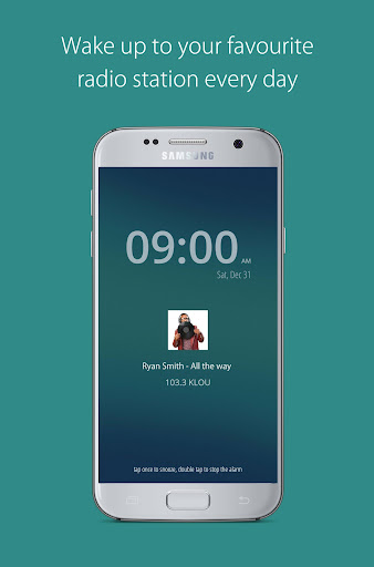 bedr pro alarm clock radio screenshot 1