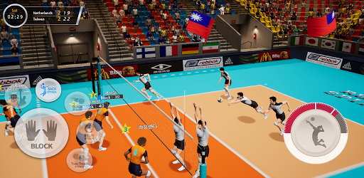 World Volleyball Championship 1.0 Screenshots 8