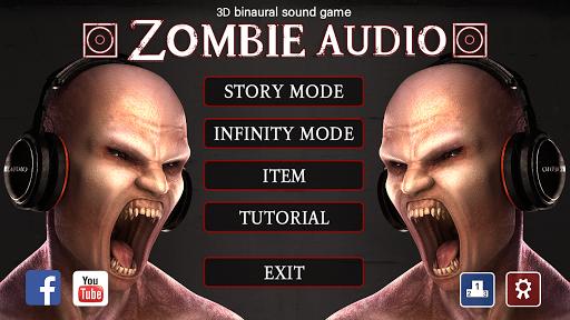 zombie audio1(vr game_english) screenshot 1