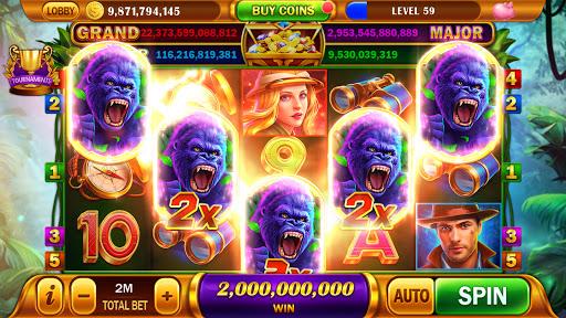 Golden Casino: Free Slot Machines & Casino Games  screenshots 2