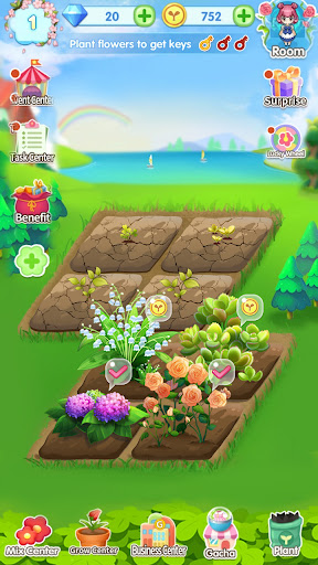 ud83dudc57ud83dudc52Garden & Dressup - Flower Princess Fairytale  Pc-softi 20