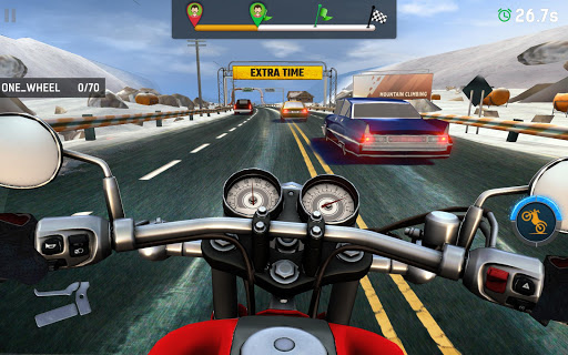 Bike Rider Mobile: Racing Duels & Highway Traffic apktram screenshots 17