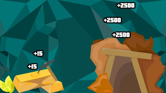 Gems Miner - offline clicker 2.2 screenshots 2