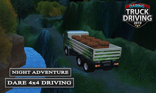 offroad transport truck driving - jeep driver 2020 screenshot 3