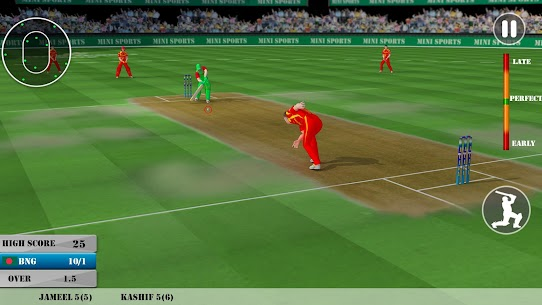 Cricket World Tournament Cup 2021: Play Live Game 2