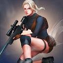 スナイパーガールズ : 3D Gun Shooting