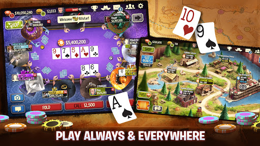 Governor of Poker 3 - Free Texas Holdem Card Games 7.8.0 Screenshots 4
