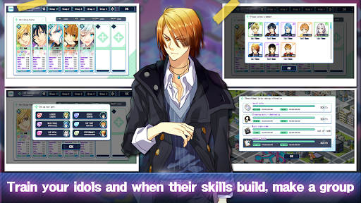 Boy Band : K-POP IDOL 1.0.63 screenshots 8