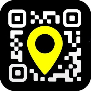 QR scanner. QR code generator. No Ads and Free! v1.3 by KidControl Dev. logo