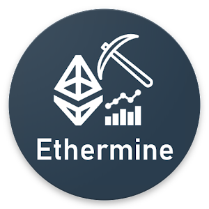 Ethermine Pool Monitor Notification 3.1.129 by GoodProducts Soft logo