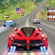 Crazy Car Traffic Racing Games 2020: New Car Games