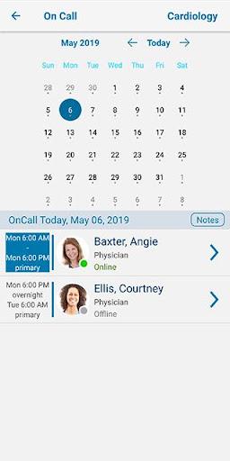 qliqconnect: qliq secure texting for healthcare screenshot 3