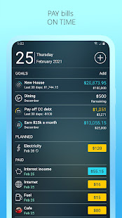 Money Pro - Personal Finance, Tracker, Budget Tool