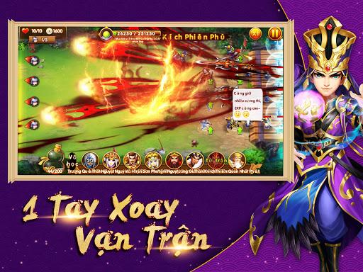 Tam Anh Thu1ee7 Thu00e0nh - Danh Tu01b0u1edbng Thiu00ean Hu1ea1  screenshots 9